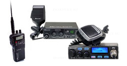 Автомобильные радиостанции CB