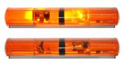 Световая мини-балка СБ-3 4 секции, 12В
