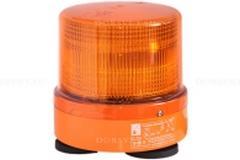 Установка проблесковых маячков оранжевого цвета